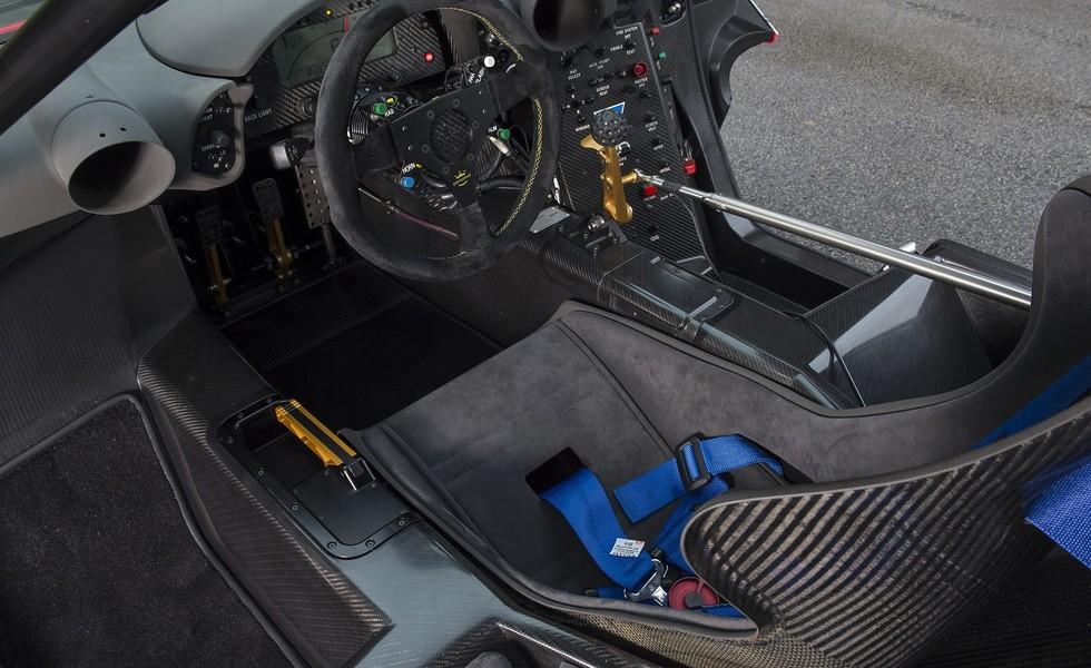 McLaren F1 GTR Longtail 8