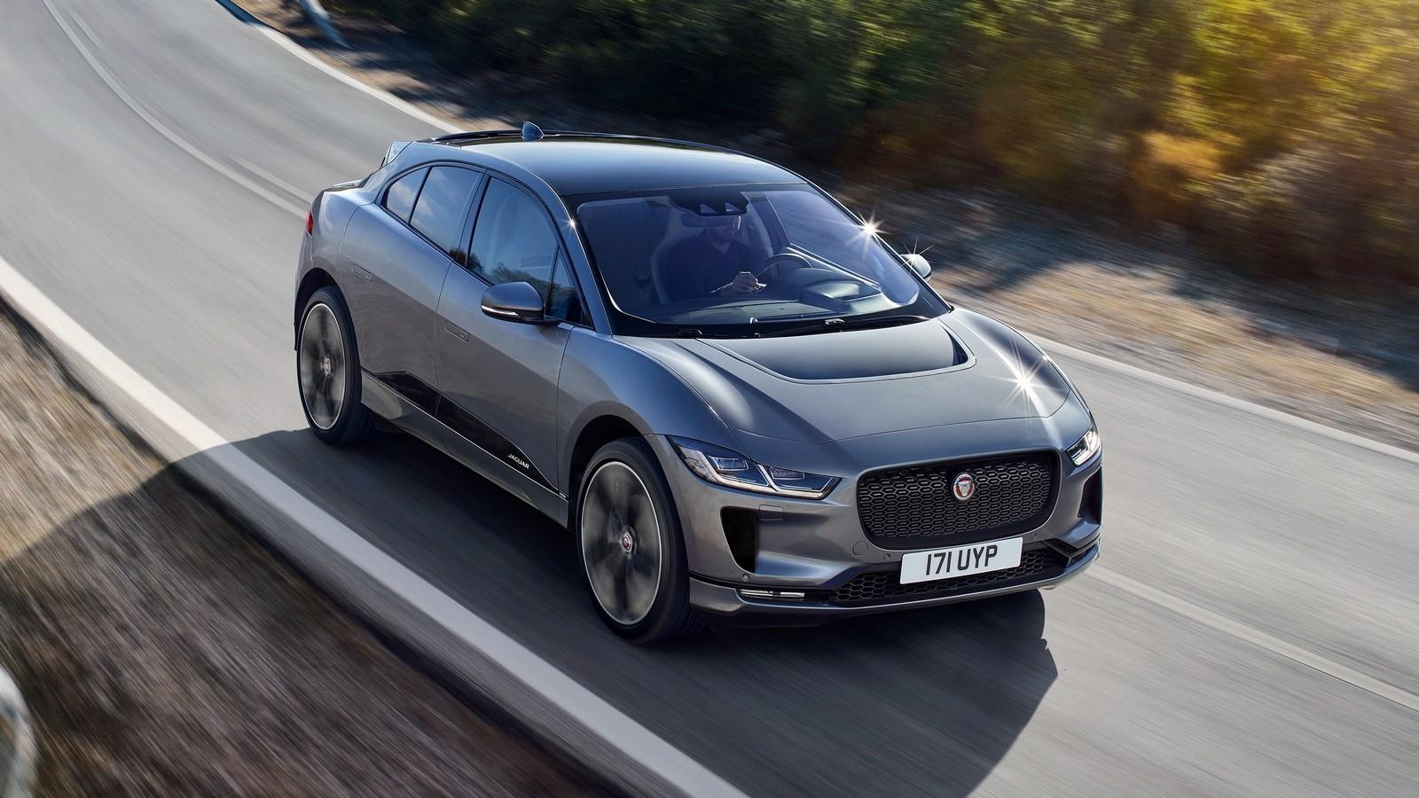 Jaguar I-Pace '2018