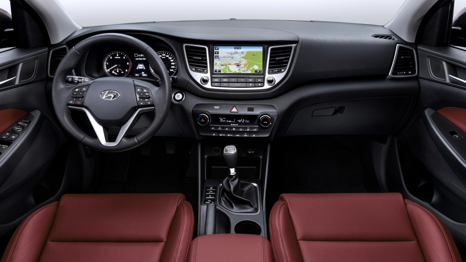 Hyundai Tucson (актуальная версия)