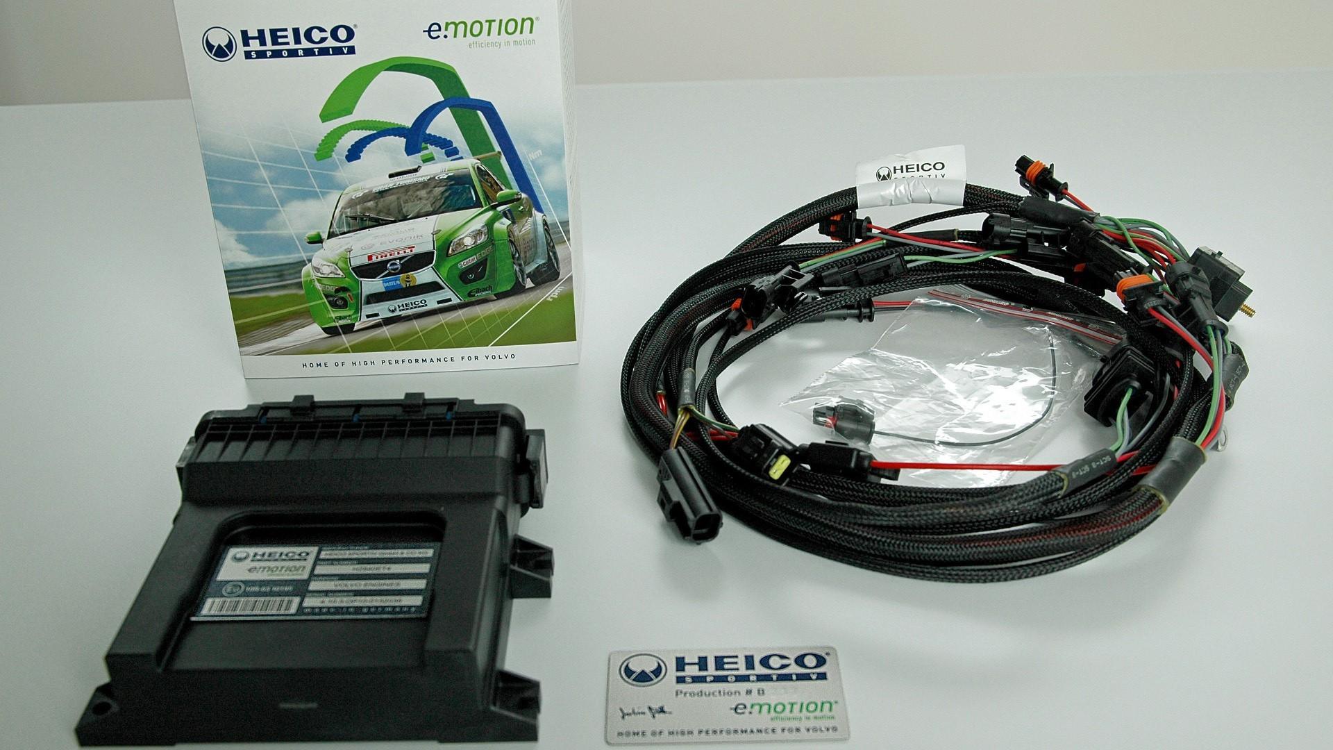 Тюнинг-модуль Heico Sportiv e.motion для Volvo S90 Heico Sportiv
