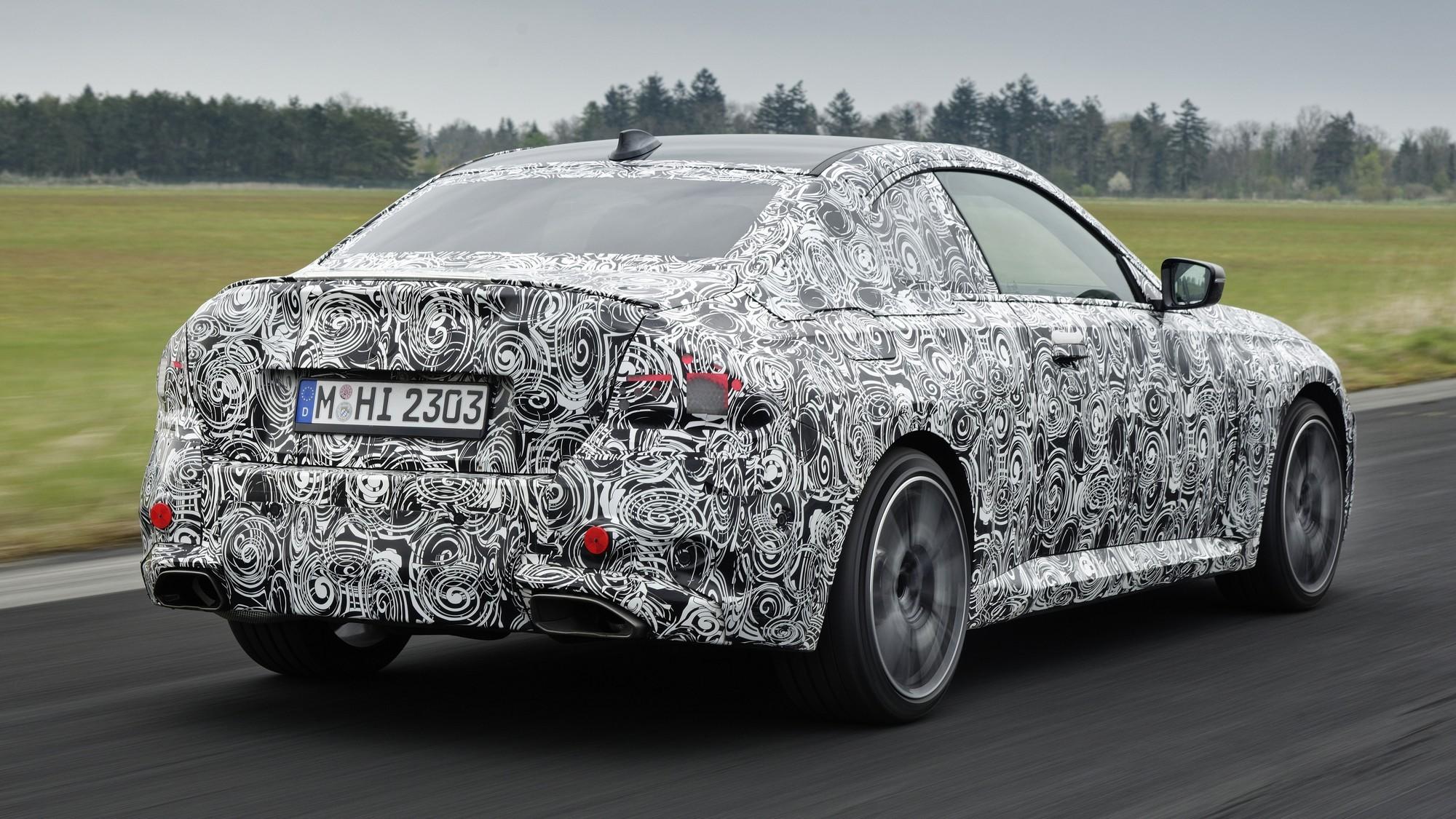 Новый BMW 2 Series Coupe — не уменьшенная «четвёрка», а вариация родстера Z4