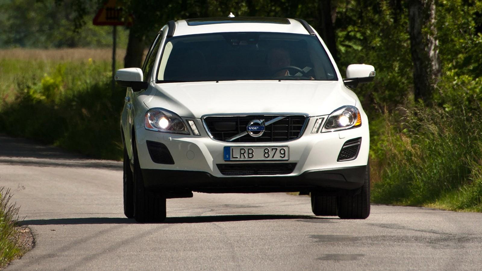 На фото: Volvo XC60 D3 '2009–13