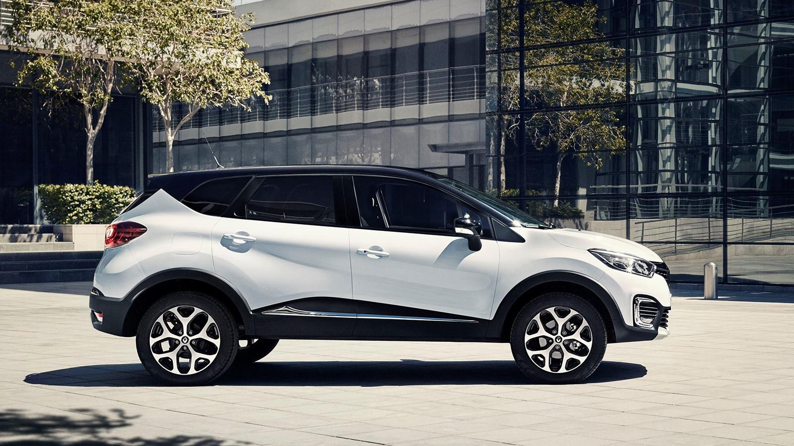 На фото: Renault Kaptur
