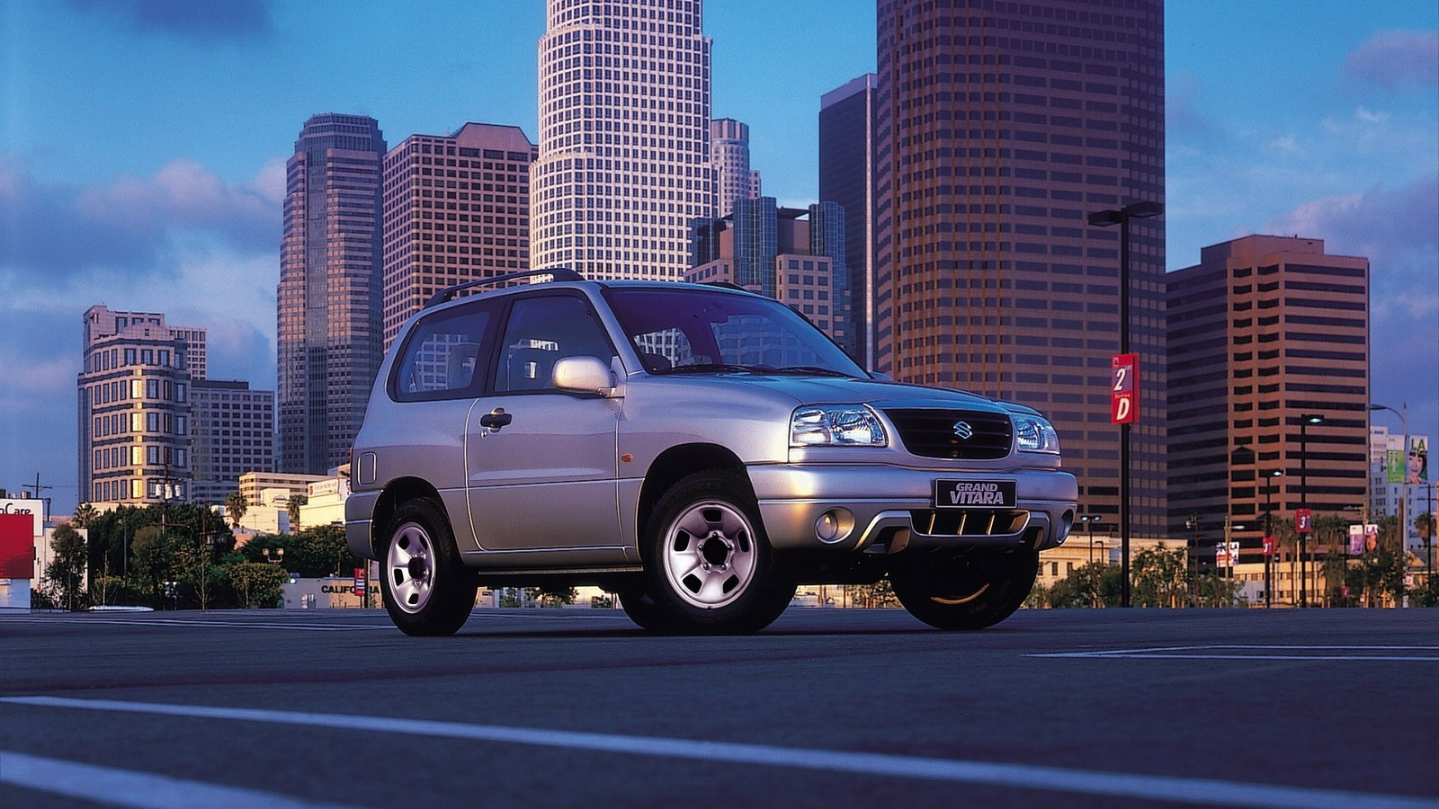 1Suzuki Grand Vitara 3-door '1998–2005