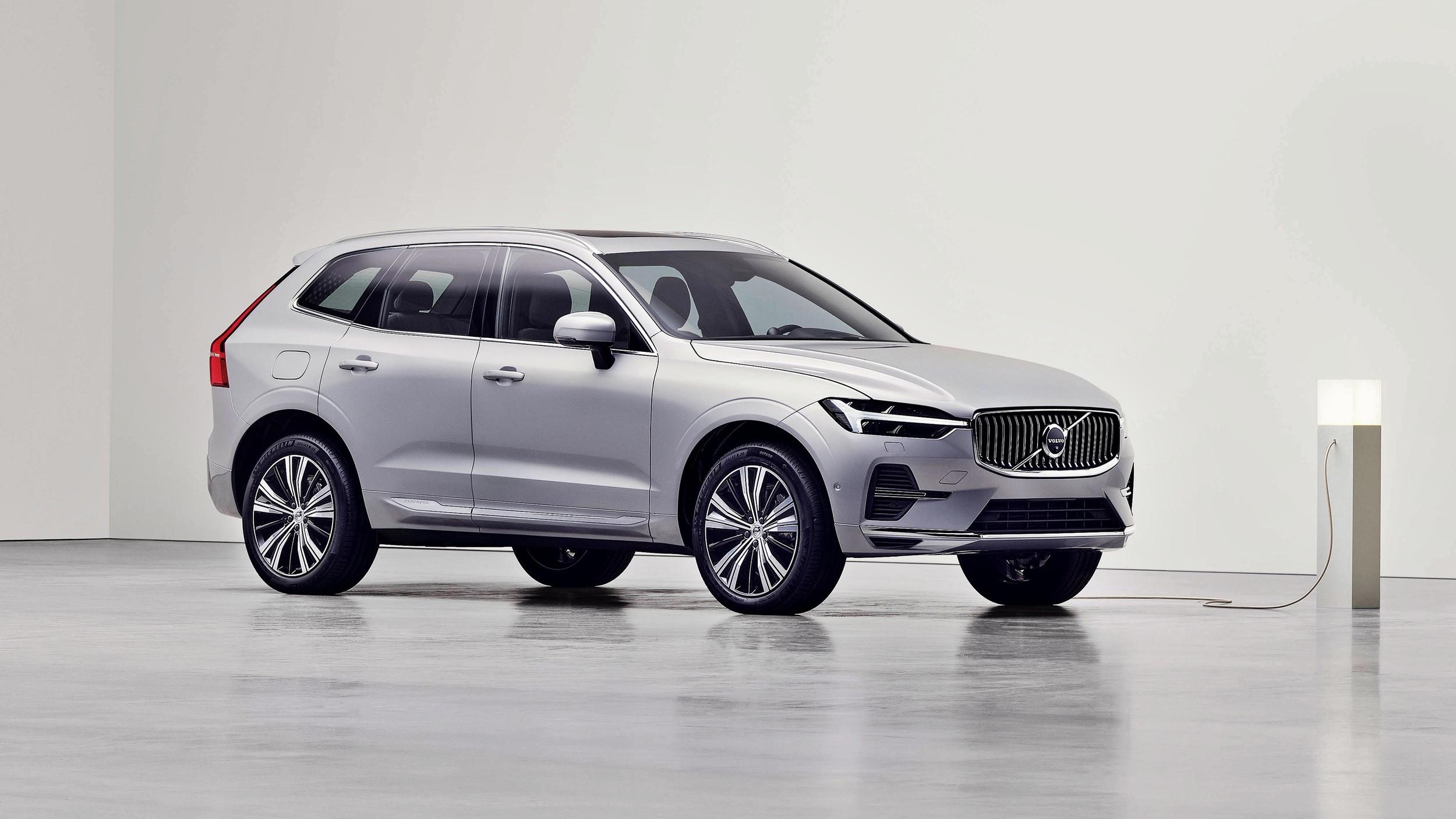 Новый Volvo XC60 ожидается в 2024 году и будет полностью электрическим