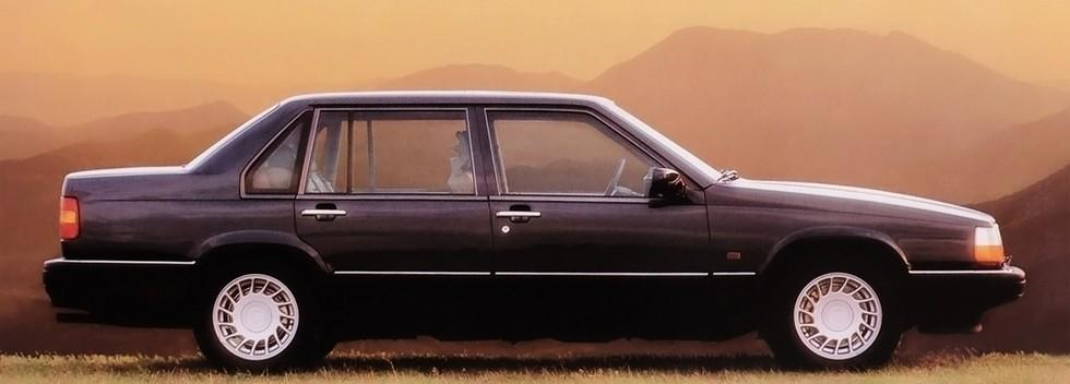 На фото: Volvo 960 '1990–1994