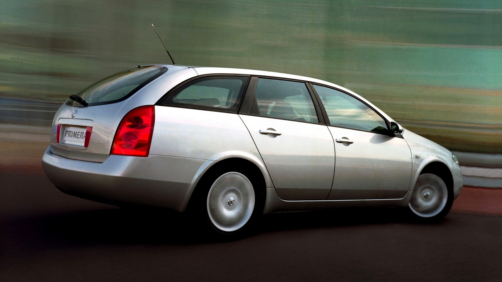 Nissan Primera Wagon (P12) '2002–08с