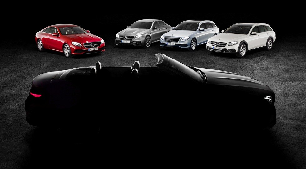 Mercedes-Benz Cars auf dem Internationalen Automobil-Salon Genf 2017: Jetzt ist die E-Klasse Familie komplett