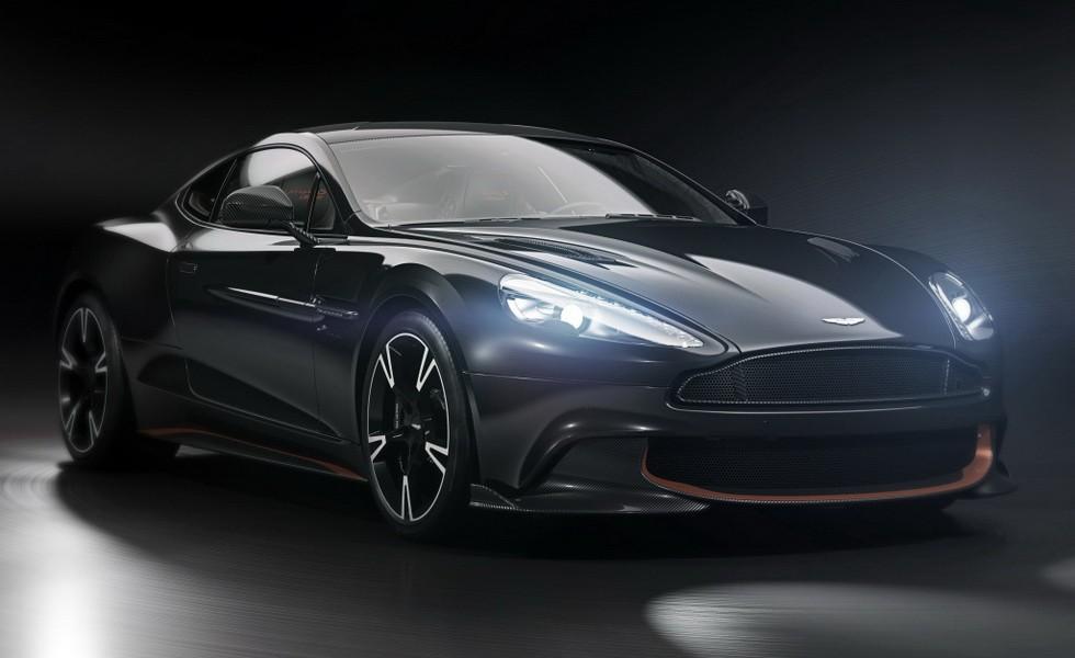 Aston Martin Vanquish S Ultimate текущего поколения