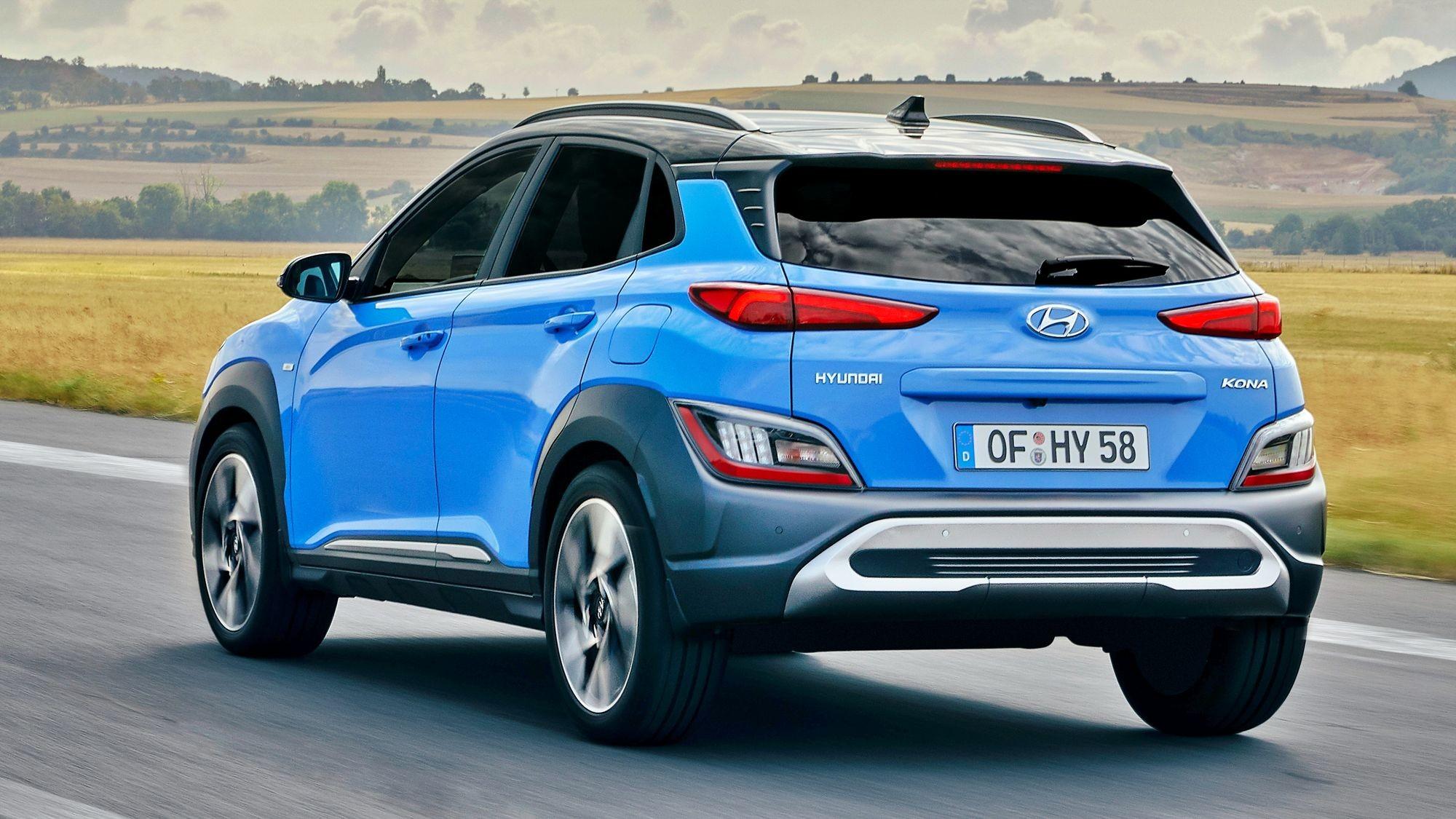 Обновлённая Hyundai Kona: МКП с автоматически сцеплением и версия N Line