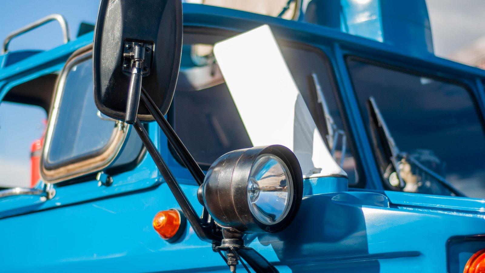ЗИЛ-49061 Синяя Птица правое зеркало (2)