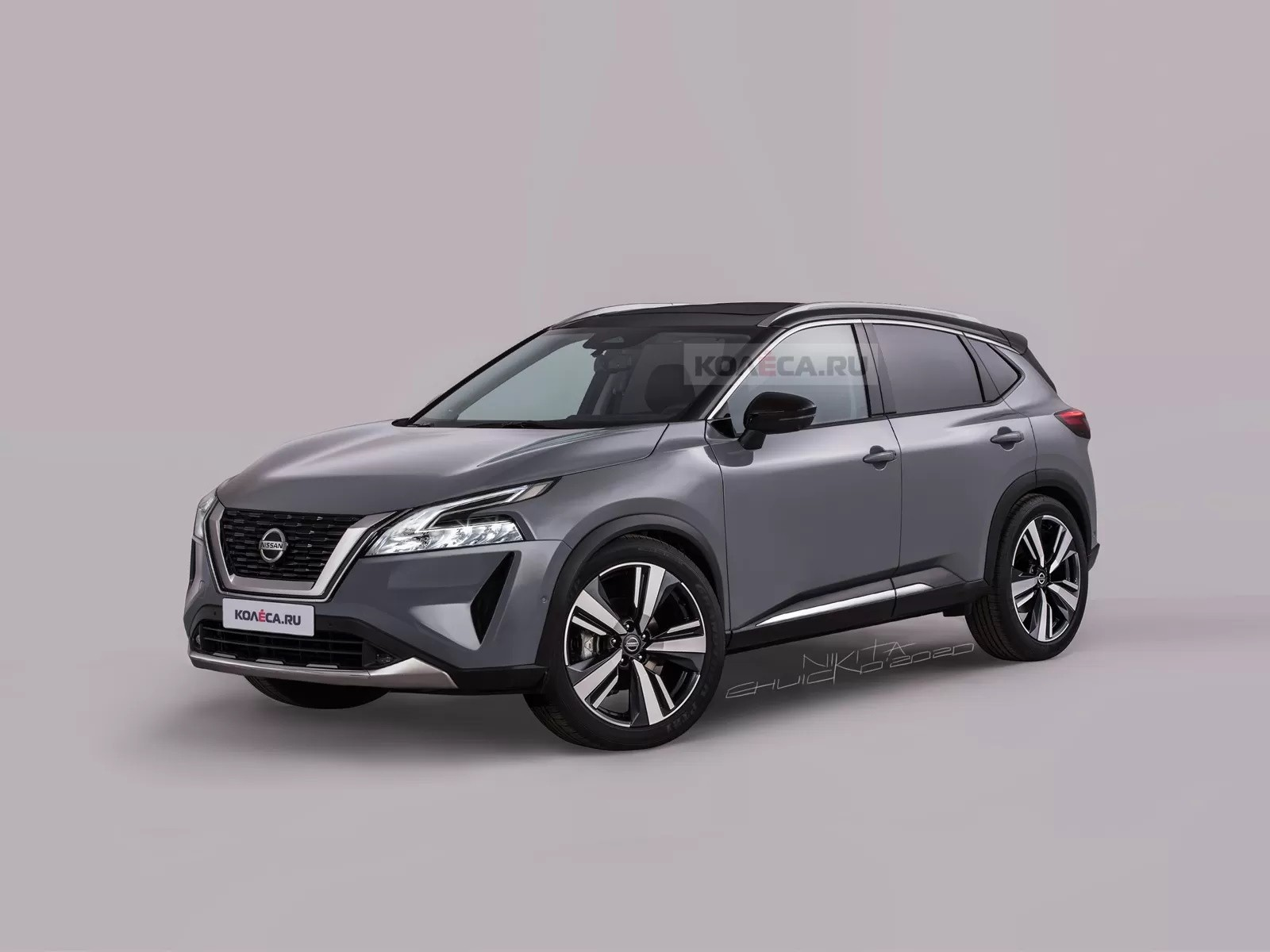 Туманные перспективы: новый Nissan Qashqai сильно задерживается