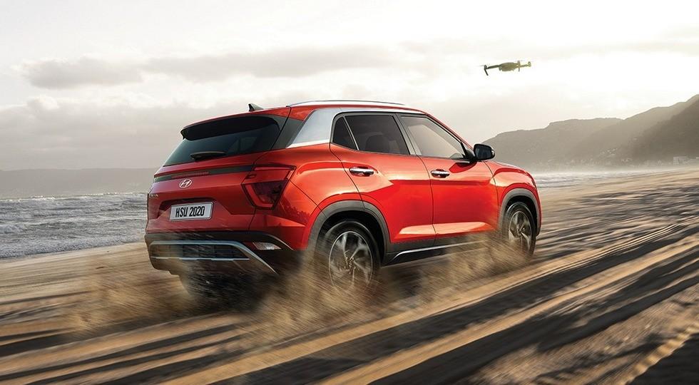 Новая Hyundai Creta скоро зашагает по миру: с дизайном «китайца», но без гигантского планшета