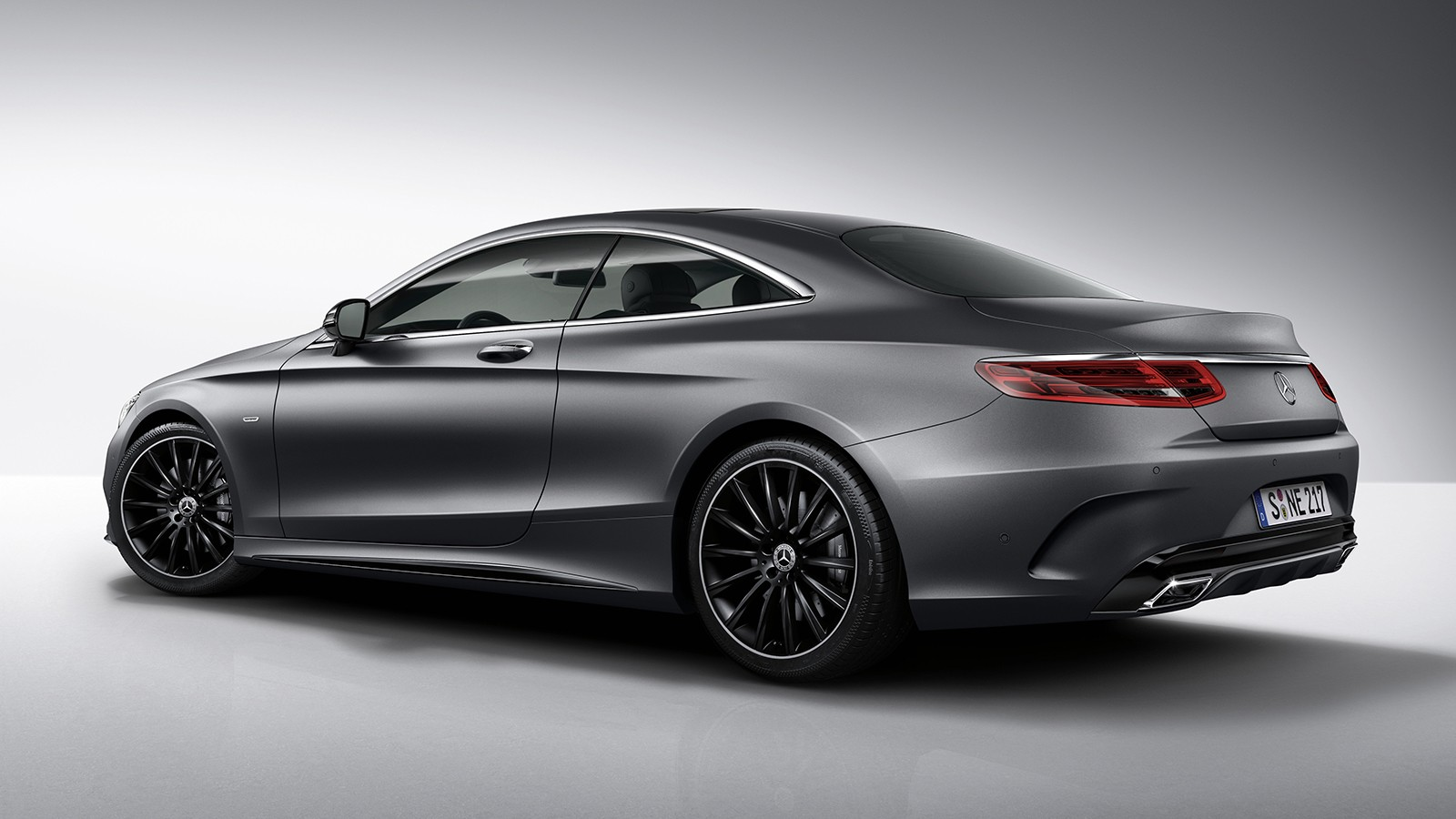 Mercedes-Benz S-Klasse Coupé Night Edition