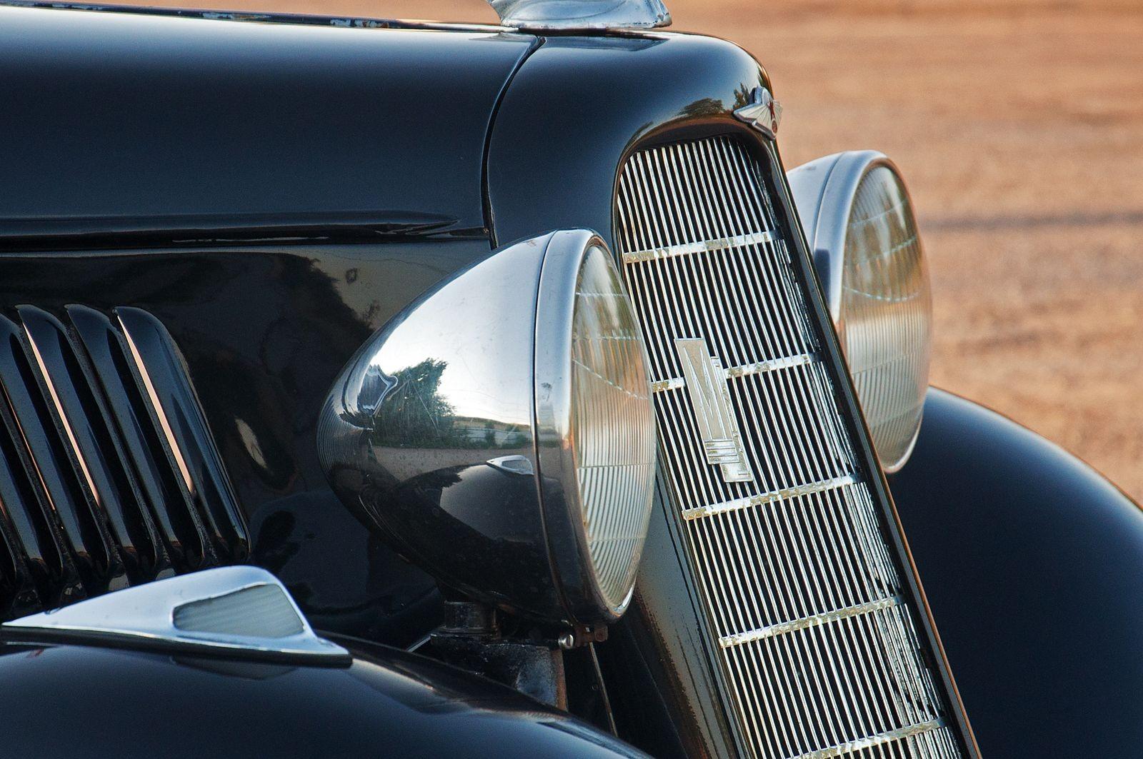 Генри Форд и «чёрный ворон»: тест-драйв «эмки» М1 1937 года
