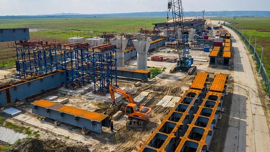 Реконструкция платной трассы М-4: движение на участке в Ростовской области откроют осенью