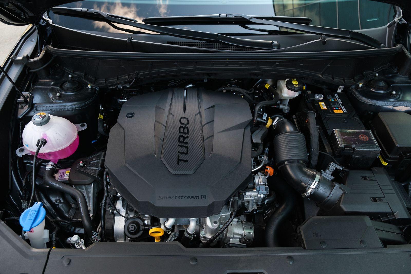Контроль со смартфона, вентиляция сидений и идеальная подвеска: тест нового Hyundai Tucson