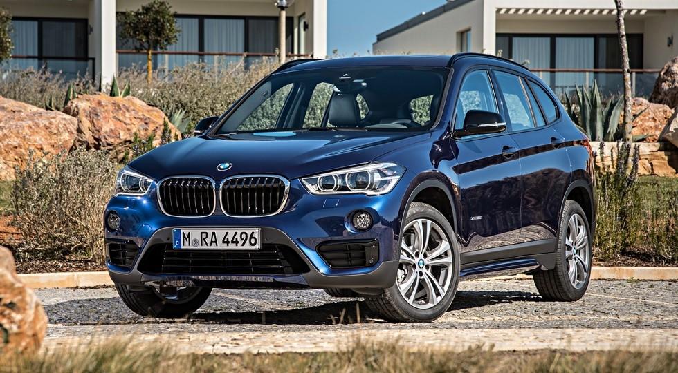 На фото: BMW X1