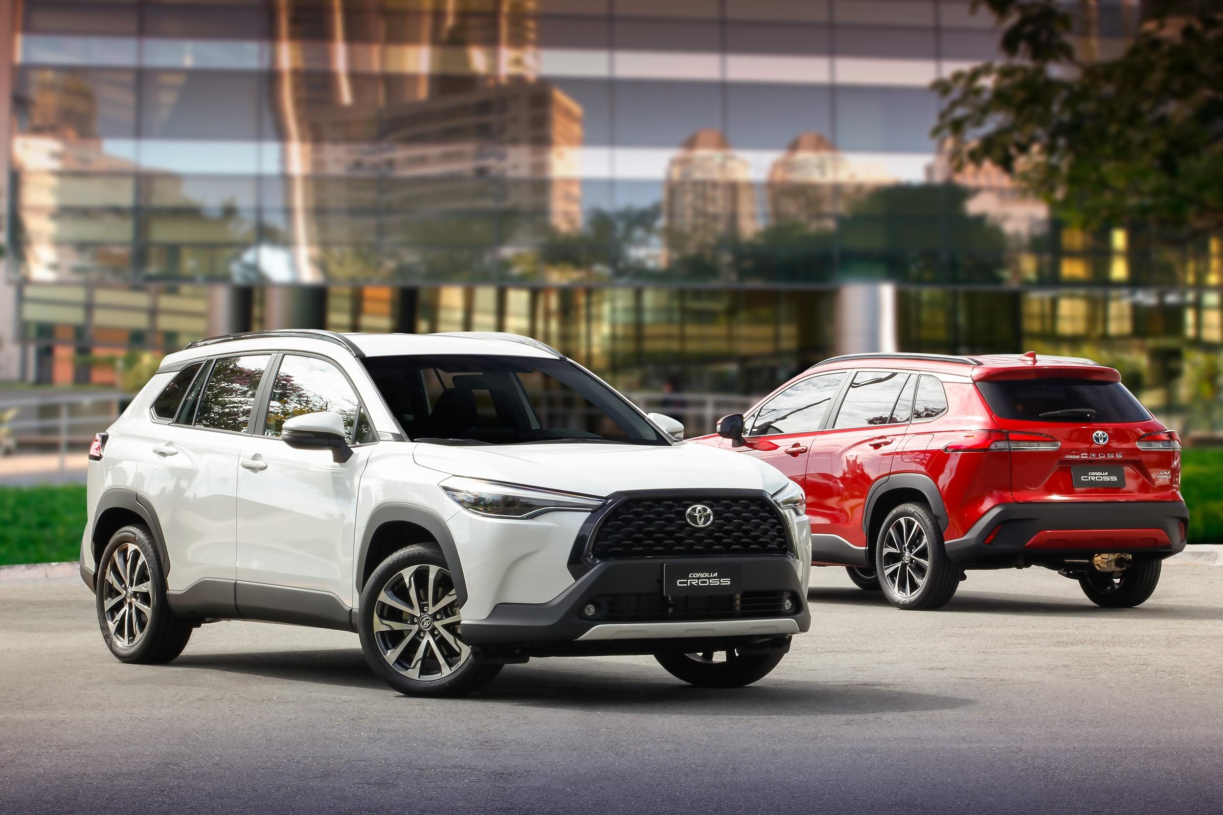 Toyota Corolla Cross готовится к дебюту в США и, возможно, приедет в Россию