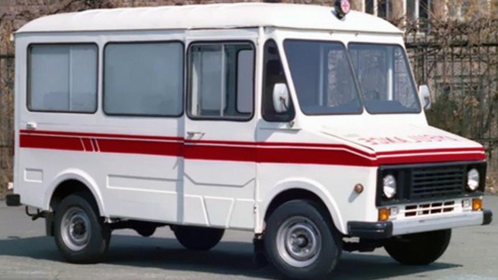 Ереванский «призрак» ЕрАЗ-37309 не выпускался массово, но существовал и в медицинской версии