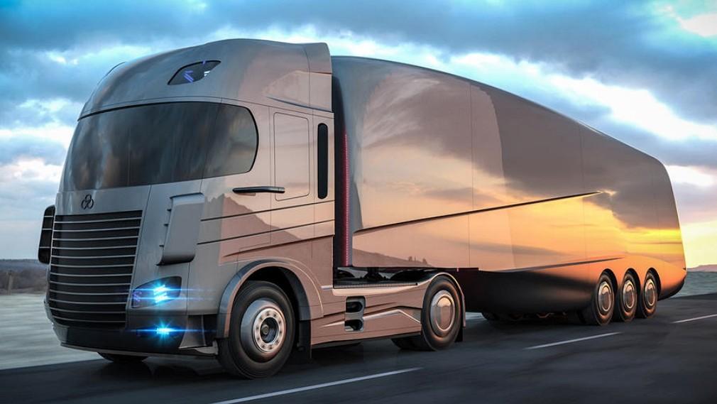 Viritech Apricale: водородный суперкар из Великобритании, который породит грузовик