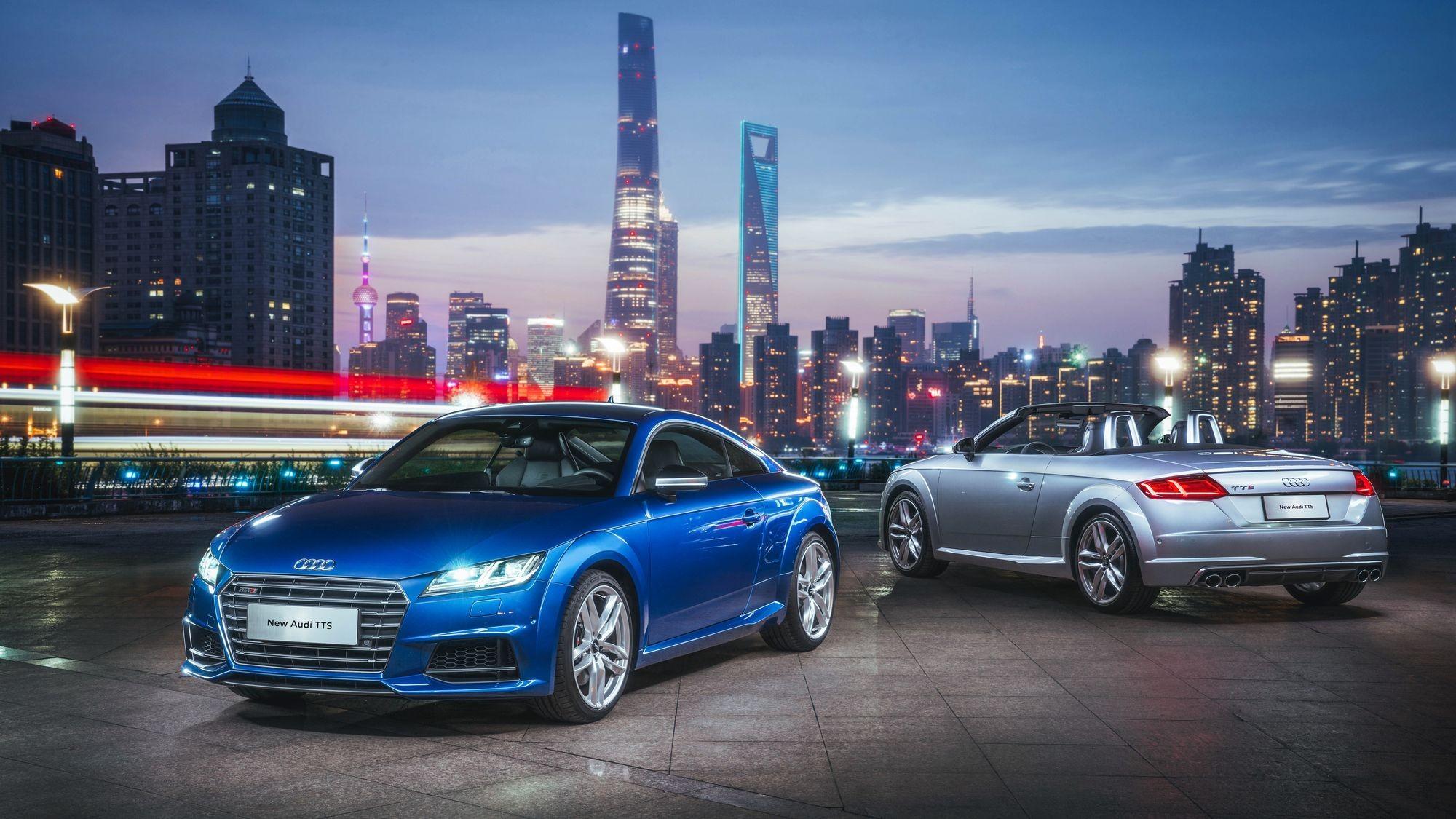Audi год устраняла риск возгорания спорткаров ТТ: объявлен отзыв в России