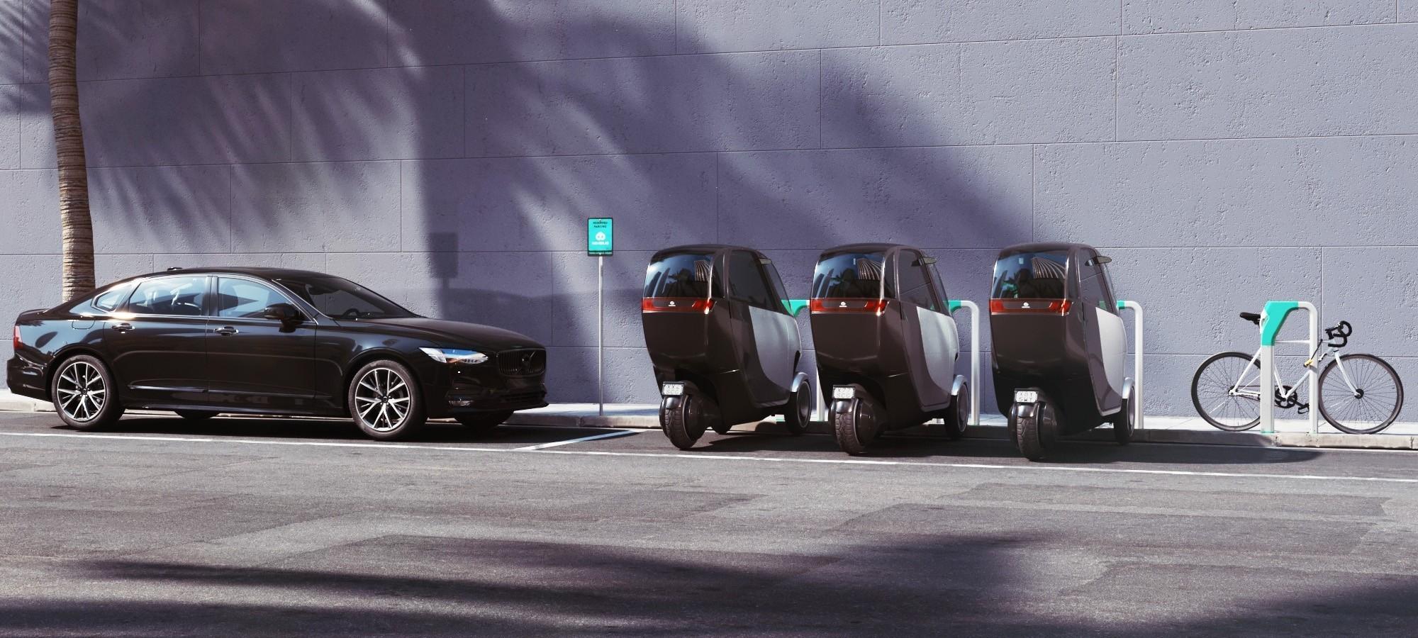 Nimbus Halo: три колеса, три подушки безопасности и два места всего за 6420 долларов