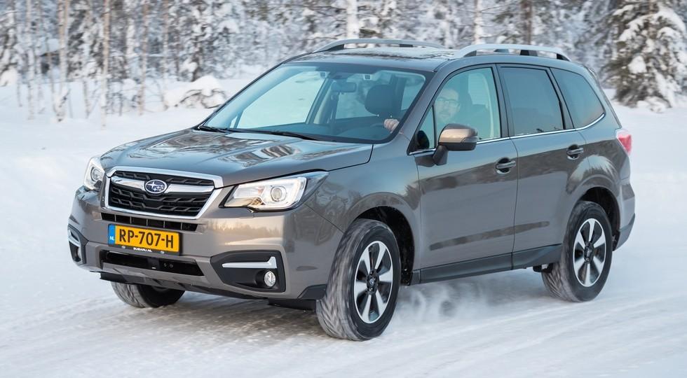 На фото: Subaru Forester