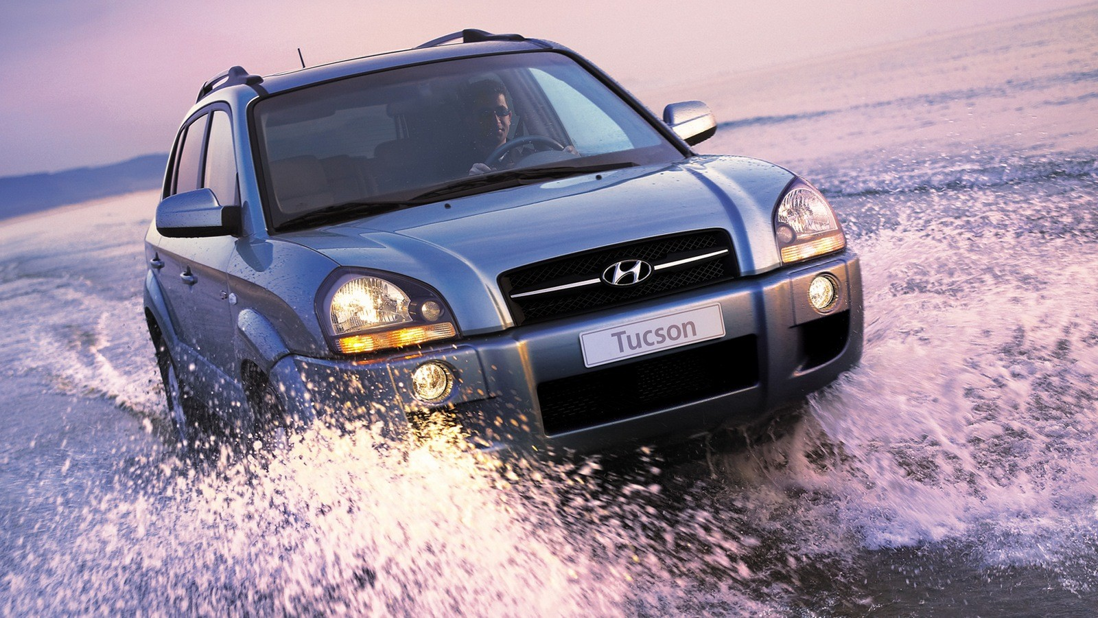 Hyundai Tucson Worldwide '2004–09ч