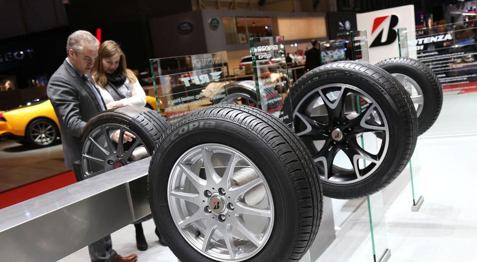 Geneva Motorshow 3/03/15