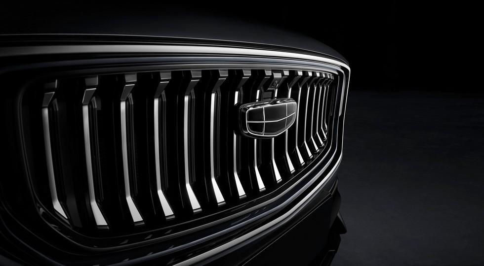 Теперь официально: Geely показала новый кроссовер на платформе Volvo