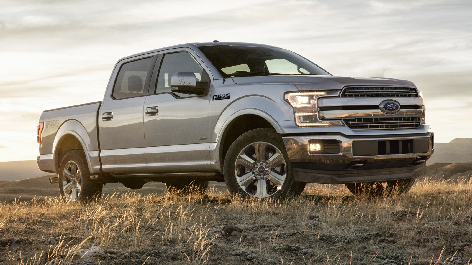 На фото: Ford F-150