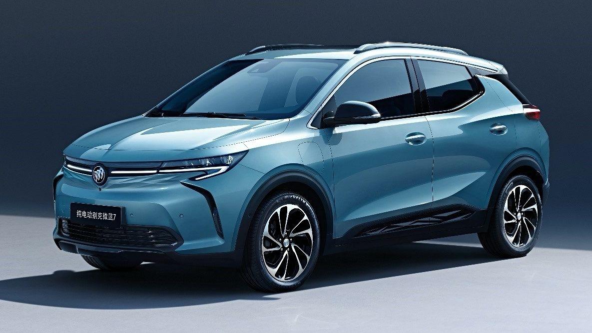 Китайский Buick Velite 7 проливает свет на новый американский Chevrolet Bolt EUV