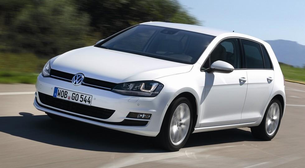 На фото: нынешний Volkswagen Golf