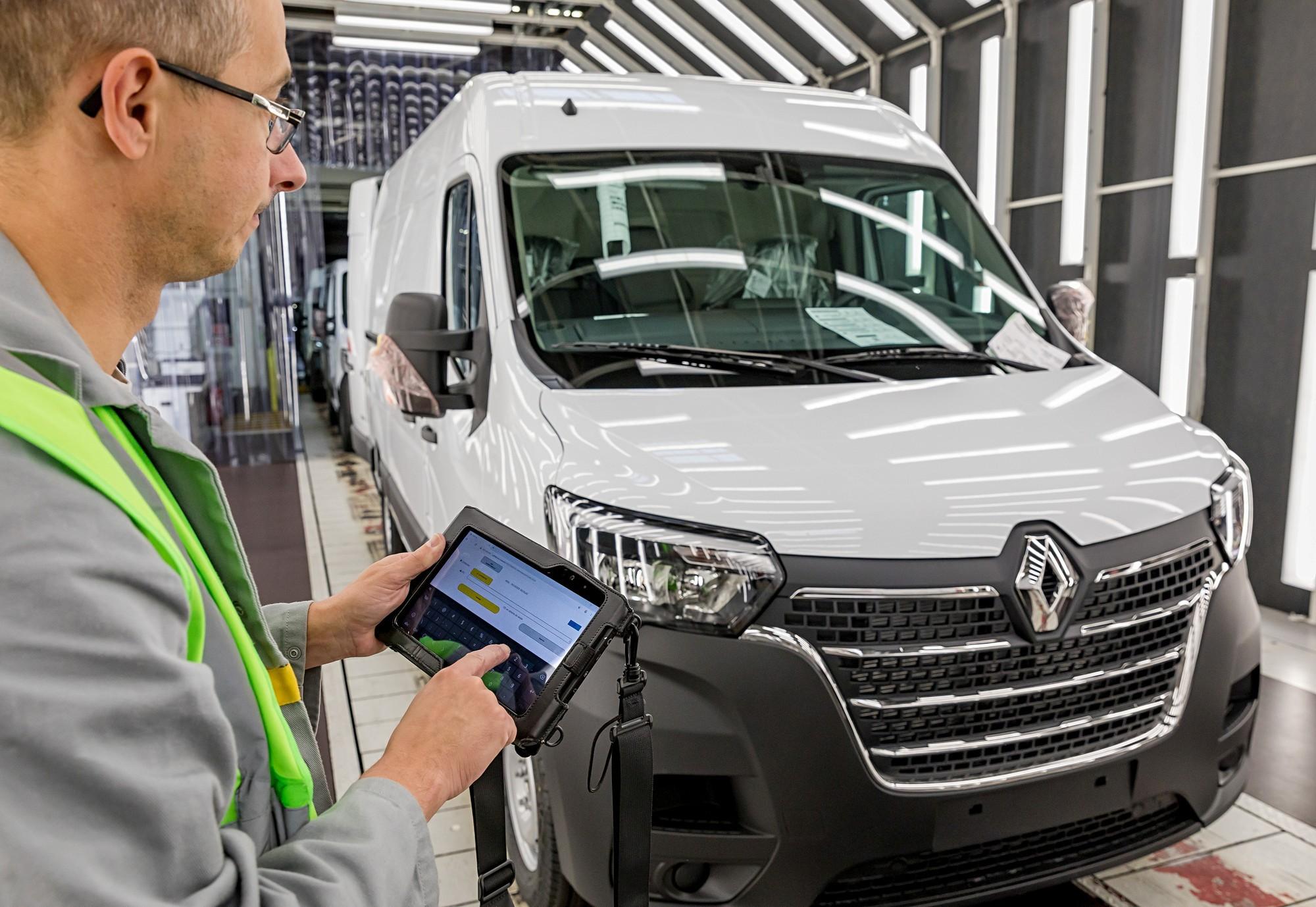 Водородный Renault Master: до 500 км на одной заправке, в продаже — в конце года
