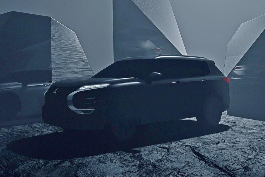 Теперь официально: Mitsubishi показала Outlander нового поколения и уточнила сроки премьеры