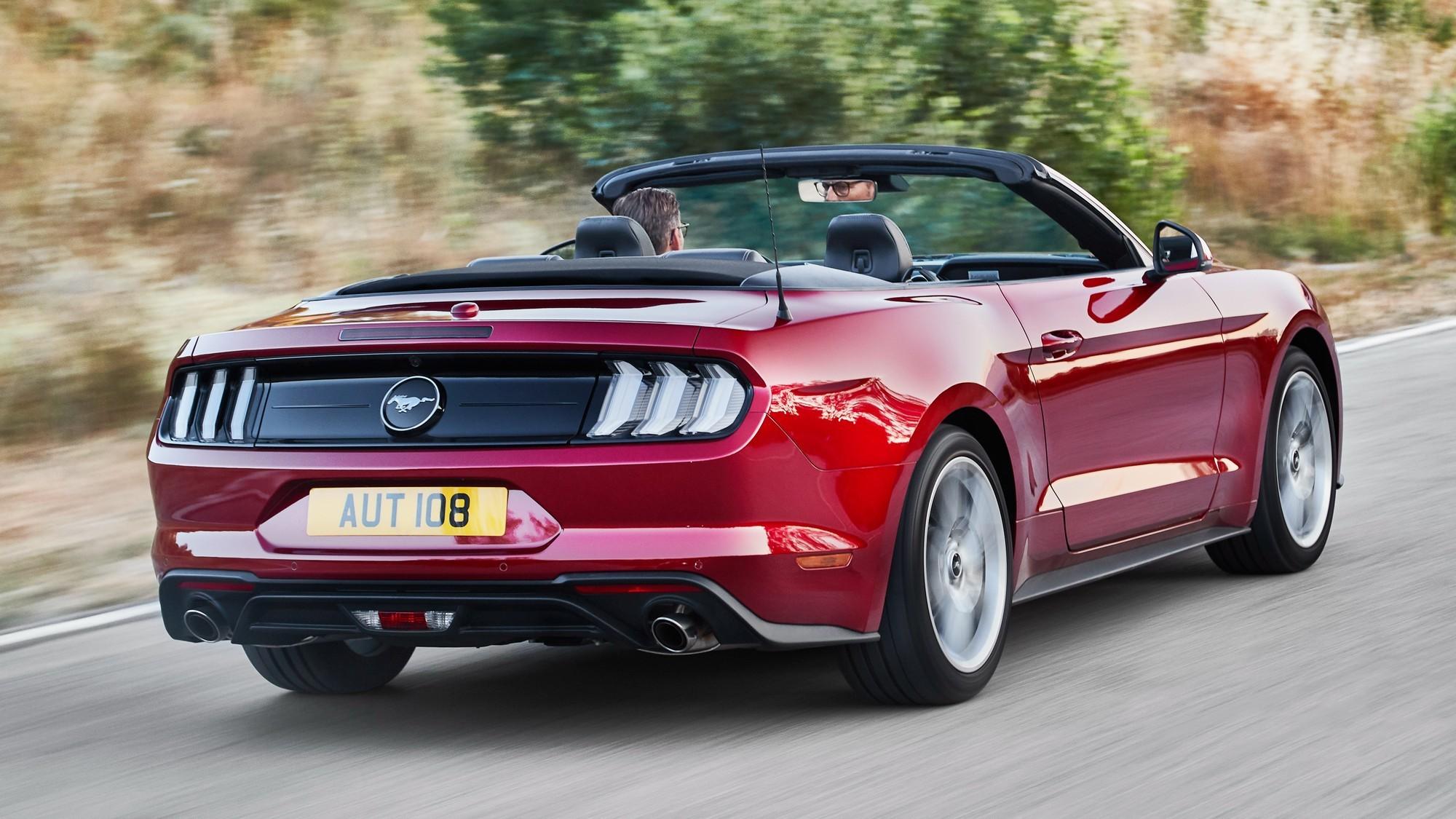 Неудержимые «лошадки»: крупный отзыв Ford Mustang из-за ломающейся педали тормоза