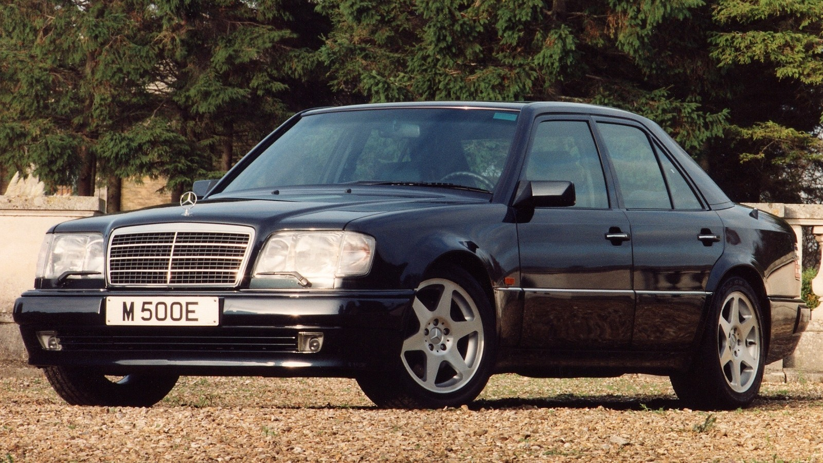 Mercedes-Benz E 500 Limited (W124) '1994–95