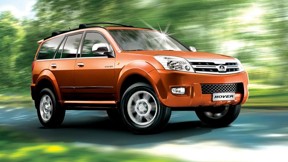 16Great Wall Hover '2005–10