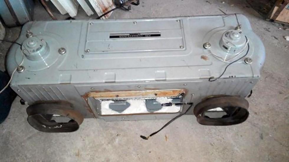 блок кондиционера ГАЗ-14 производства Nippon Denso
