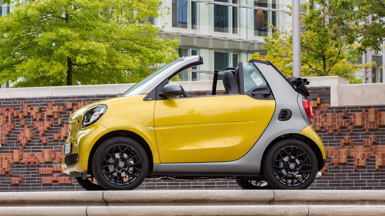 Smart fortwo prime cabrio (A453) '2016–н.в.