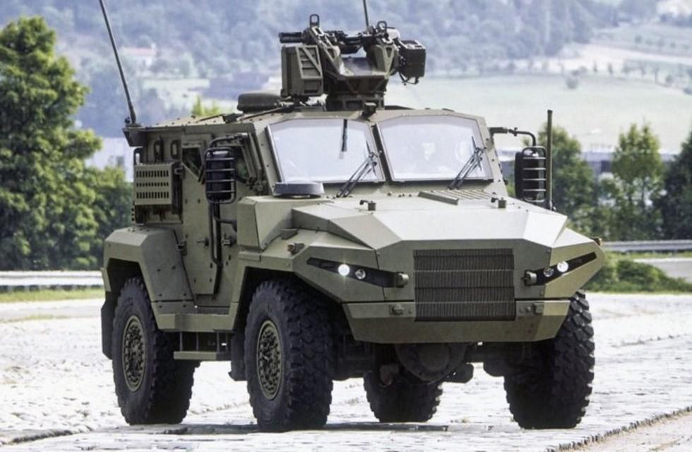 MATMMV Patriot на шасси Tatra T815-7