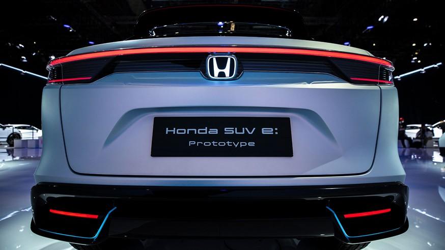 Больше «зелени»: Honda показала предвестника «батарейной» версии кроссовера HR-V