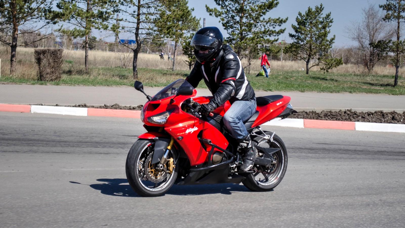 Opening of the motorcycle season