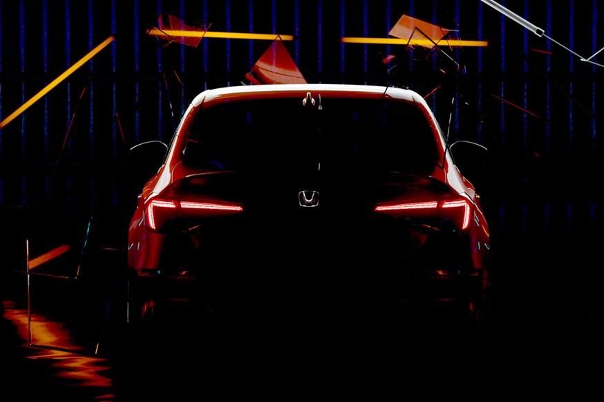 Honda Civic нового поколения засветили на видео. До премьеры осталось несколько дней
