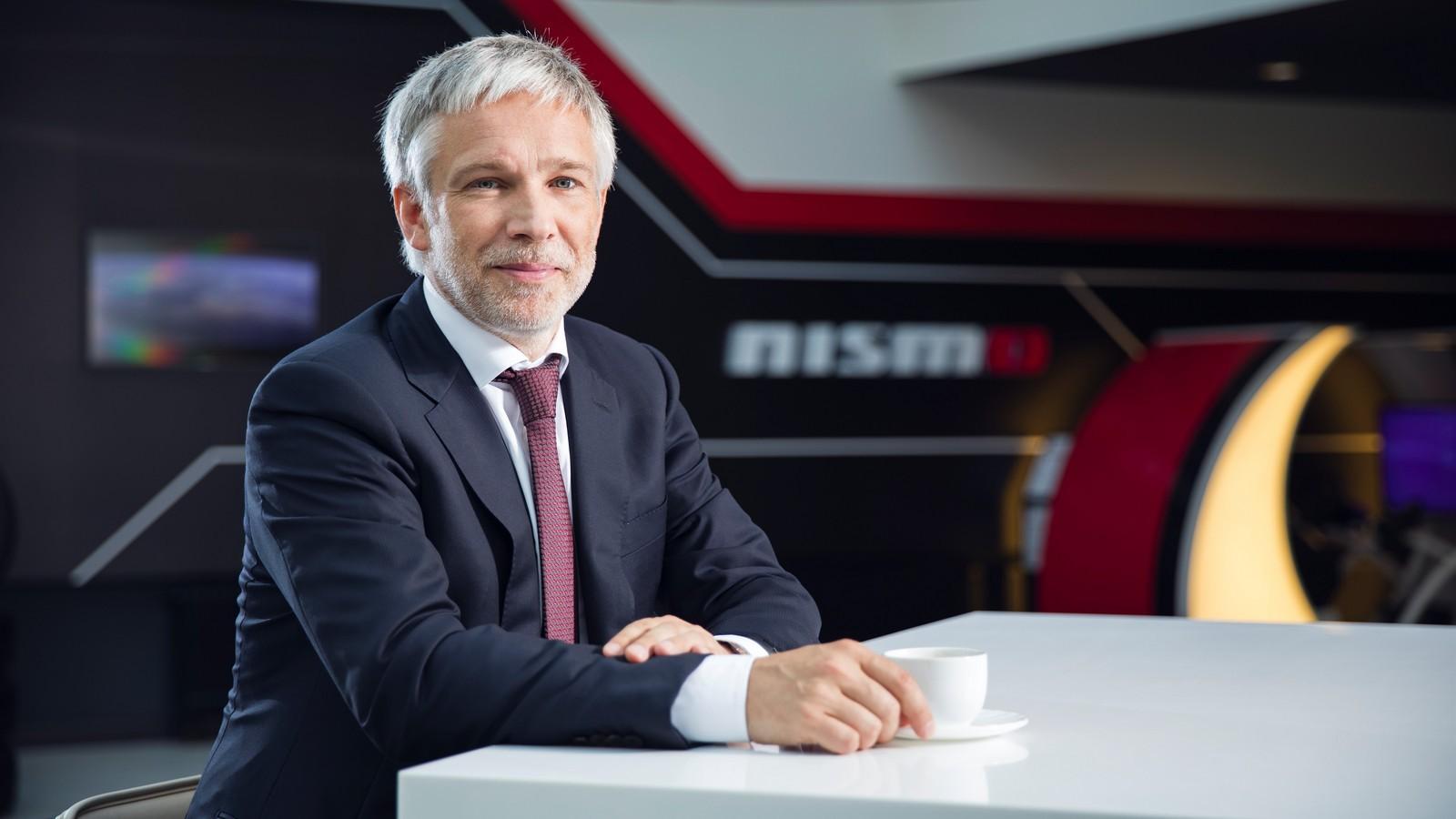 Андрей Акифьев, Глава Nissan в России
