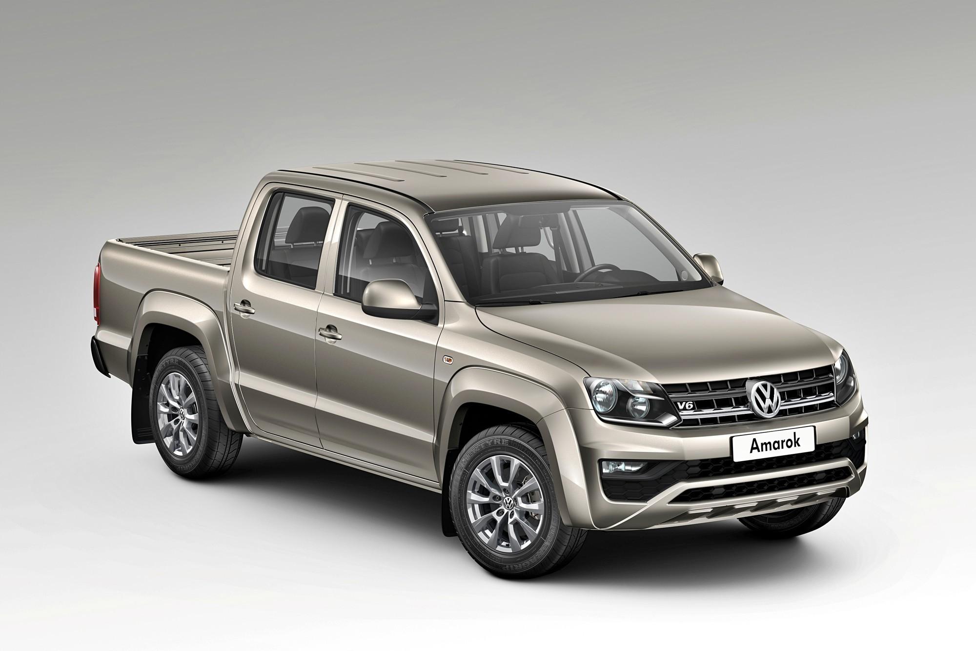 Одним пикапом меньше: Volkswagen Amarok ушёл из России