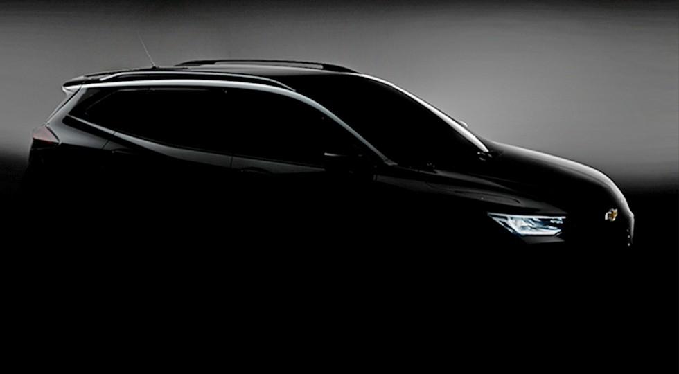 Новый Chevrolet Tracker. Этот кроссовер будет глобальной моделью