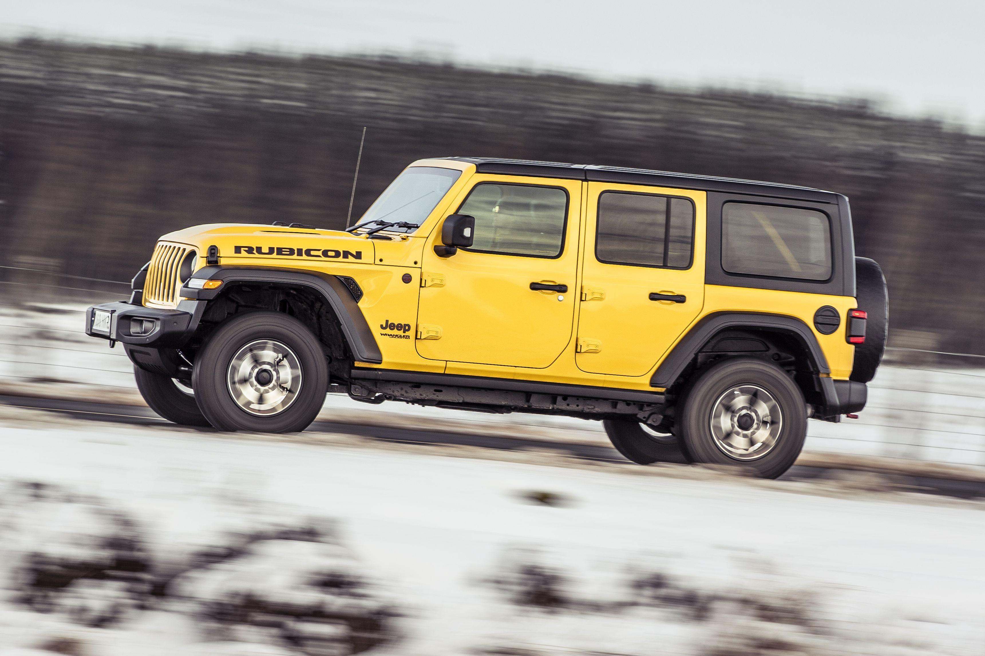 Марка Jeep тащит FCA вперёд, но не гарантирует светлого будущего.