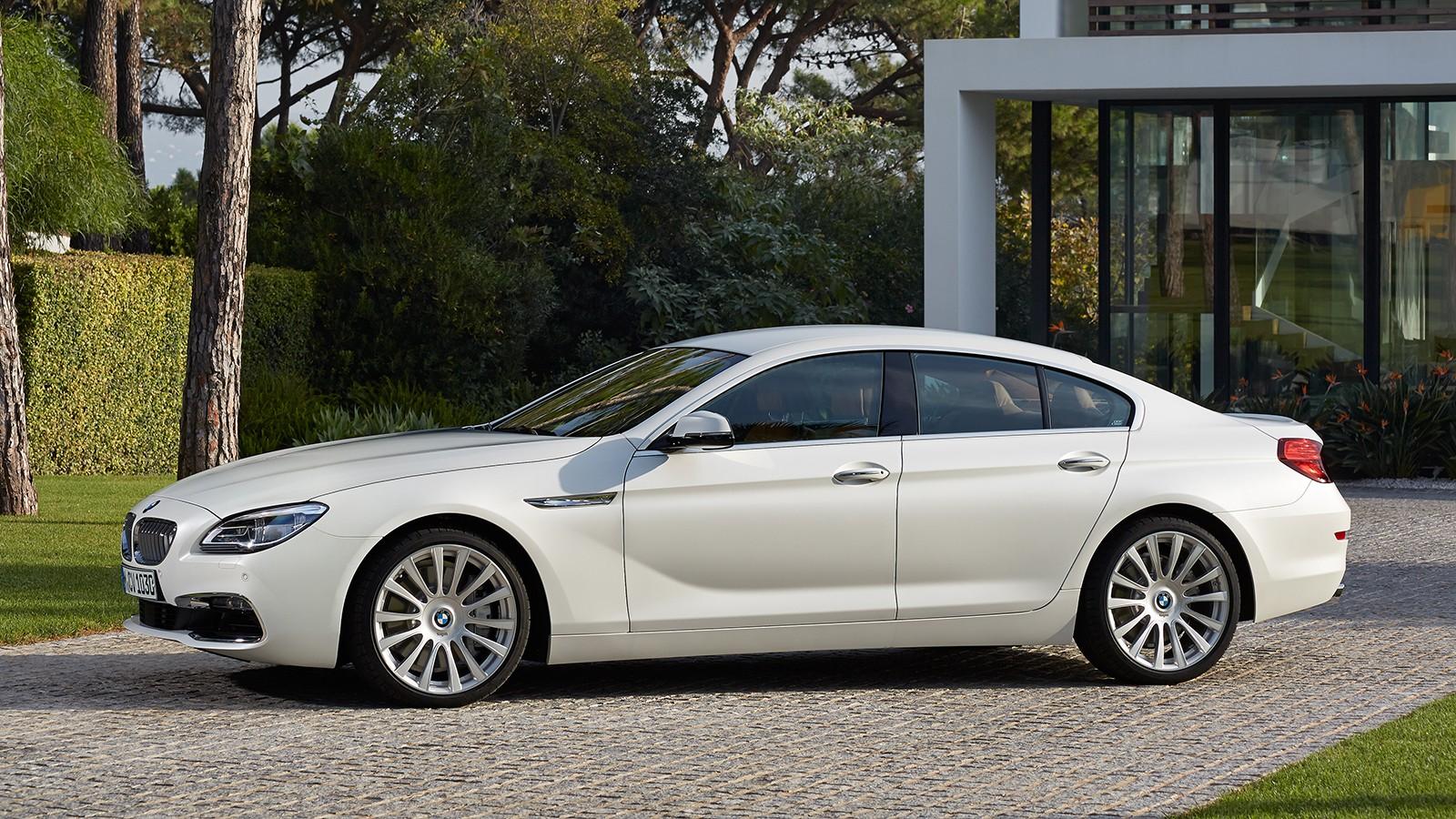 На фото: BMW 650i Gran Coupe